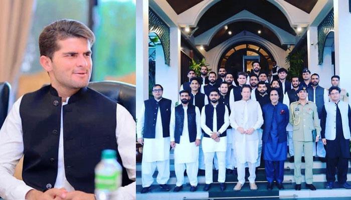 عمران خان سے ملاقات ایک اعزاز ہے، شاہین شاہ