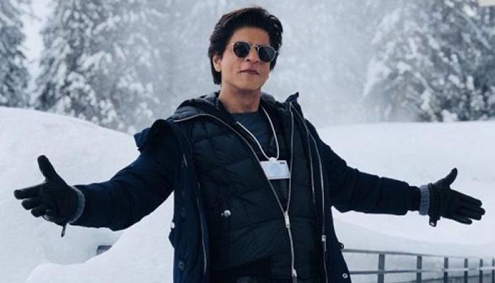 شاہ رخ خان 'اشاروں کی زبان' کیلئے بنائی گئی لغت میں شامل