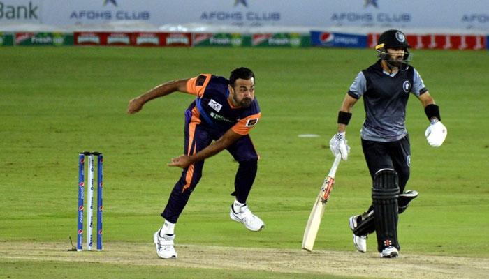 وہاب ریاض ٹی ٹوئنٹی میں 350 وکٹیں لینے والے دوسرے پاکستانی بولر بن گئے