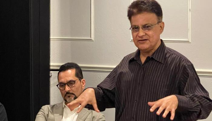 سندھ کی تباہی کے ذمہ دار سندھی حکمران ہیں، ایاز لطیف پلیجو
