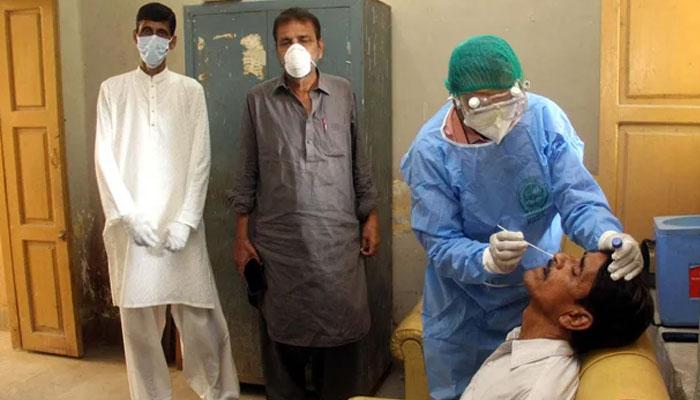 سندھ میں کورونا کے مثبت کیسز کی شرح 5 اعشاریہ 31 فیصد ریکارڈ