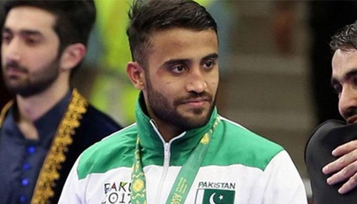 سعدی عباس نے سندھ کراٹے ٹیم کی ٹریننگ شروع کر دی