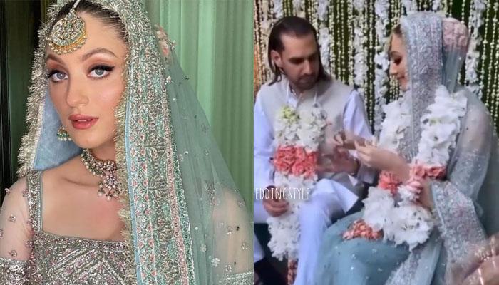 شہباز تاثیر اور نیہا راجپوت رشتۂ ازدواج میں منسلک ہوگئے