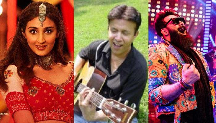 بھارتی گلوکارہ کا گانا عالمگیر کے مقبول گیت کی نقل