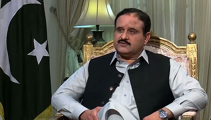پنجاب کے اراکینِ قومی اسمبلی میرے دست و بازو ہیں: بزدار