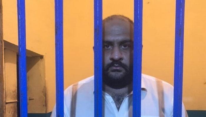ملزم عثمان نے ساتھیوں سے مل کر نازیبا ویڈیو بنوائی: پولیس چالان