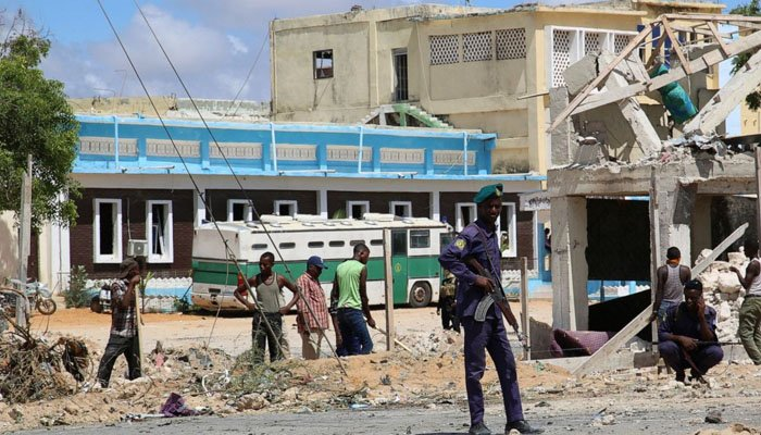 صومالیہ، صدارتی محل کے قریب دھماکا، 7 افراد ہلاک
