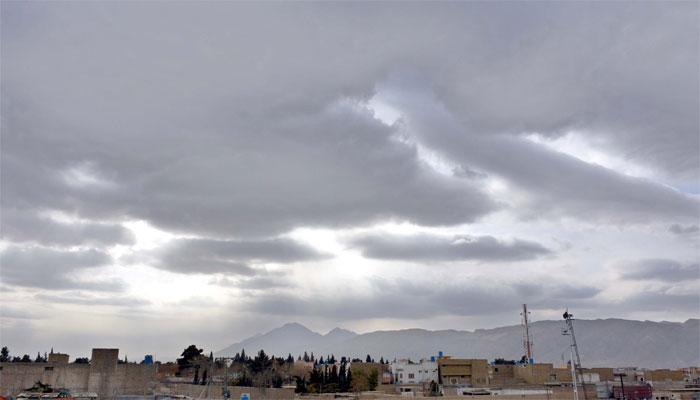 کوئٹہ میں مطلع جزوی ابر آلود