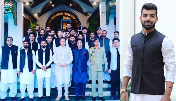 شاداب خان وزیر اعظم عمران خان کی تجاویز کے معترف