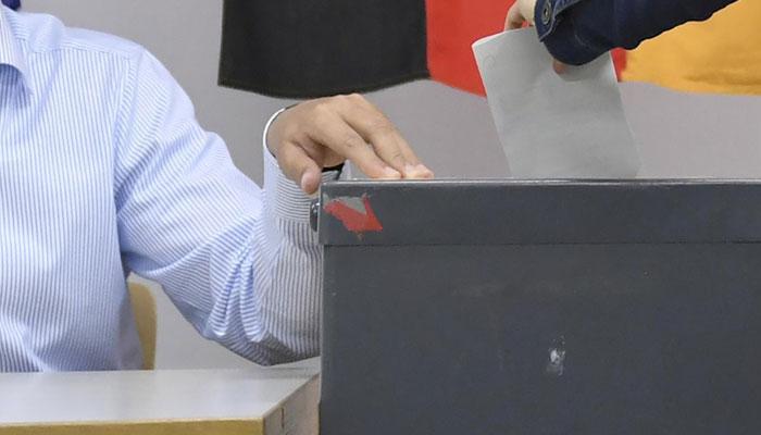 جرمنی میں عام انتخابات آج ہوں گے
