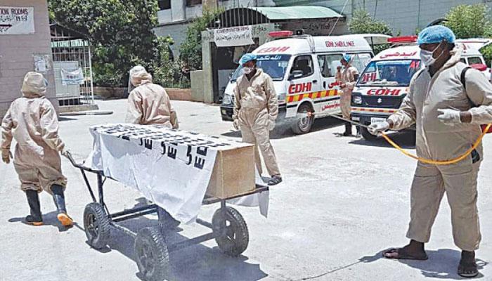 سندھ میں کورونا سے مزید 8 افراد کا انتقال