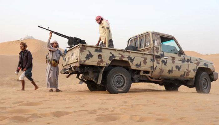 یمن: حوثیوں اور اتحادی فورسز میں جھڑپوں میں تیزی، 43 باغی ہلاک