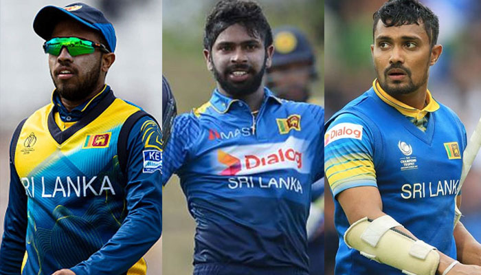 سری لنکا کے 3 کرکٹرز کی اپیل مسترد