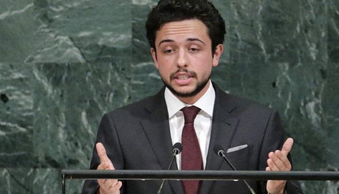 اردن کے ولی عہد شہزادہ الحسین کورونا کا شکار بن گئے
