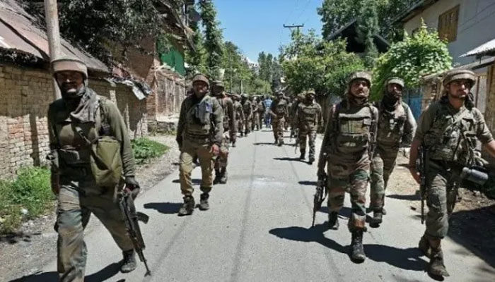 مقبوضہ کشمیر: قابض بھارتی فوج کے ہاتھوں اُڑی میں 4 نوجوان شہید
