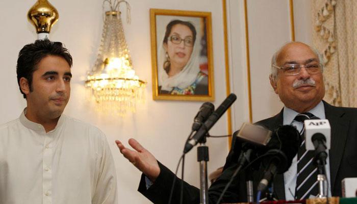 واجد شمس الحسن بلاول بھٹو زرداری کو وزیراعظم دیکھنے کے خواہشمند تھے