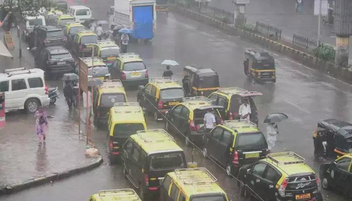 ممبئی سمیت مہاراشٹر کے مختلف شہروں میں تیز بارش