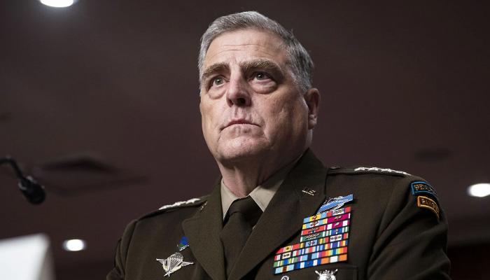 امریکی جنرل کا اپنے چینی ہم منصب کو فون کالز کرنے کا دفاع