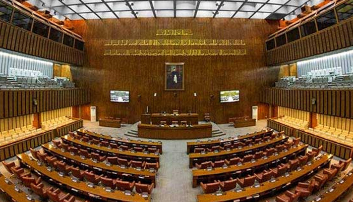 سینیٹ کمیٹی میں بچوں پر جسمانی سزاؤں کی ممانعت کا بل متفقہ طور پر منظور