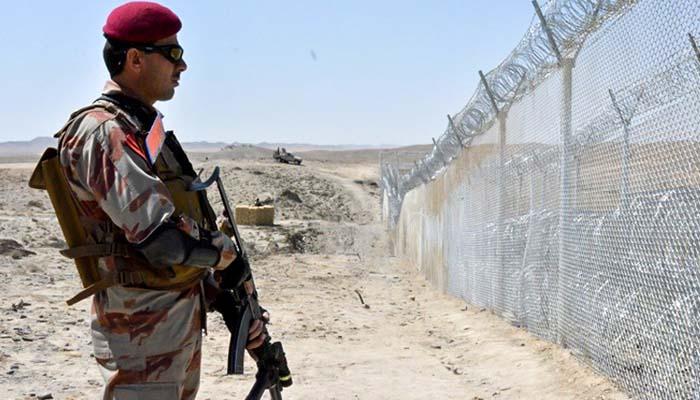 سرحد پار سے دہشتگردوں کی فائرنگ، ایف سی کا جوان شہید