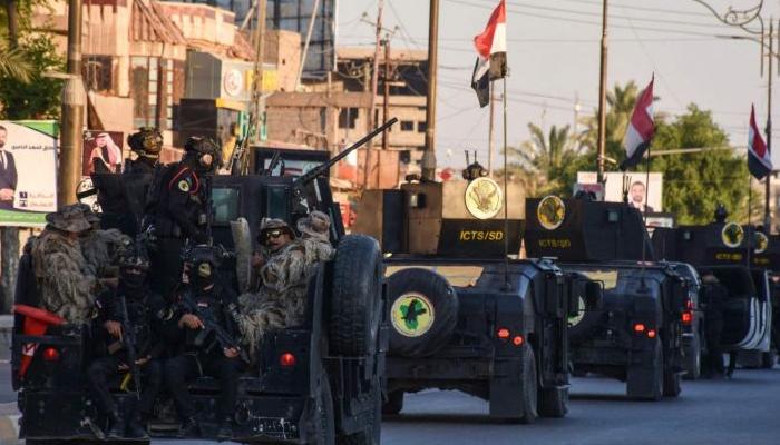 عراقی فوج نے داعش کے اہم کمانڈر سمیع جاسم کو گرفتار کرلیا