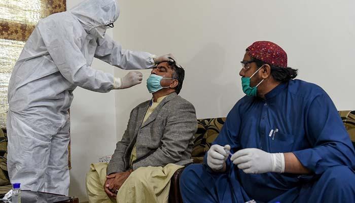 حیدرآباد، 8 افراد میں کورونا وائرس کی تصدیق