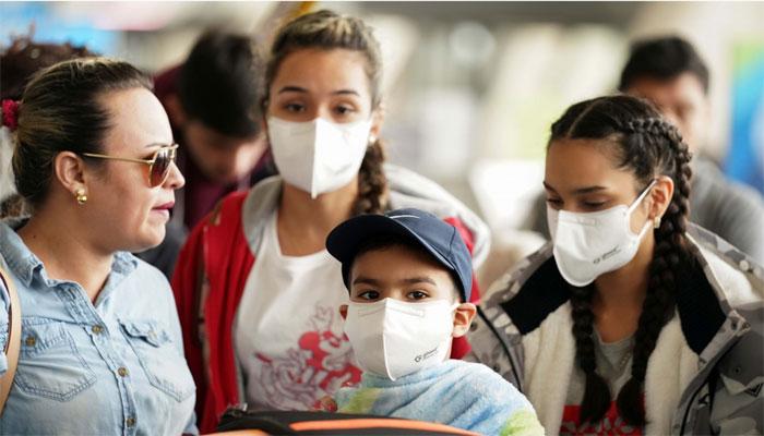 دنیا: کورونا وائرس کیسز 23 کروڑ 90 لاکھ سے متجاوز