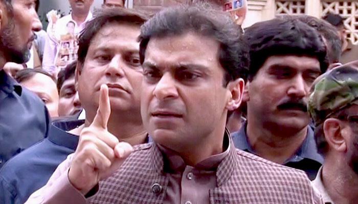 پنجاب حکومت کی نااہلی نے عوام کی جانوں کو داؤ پر لگا دیا، حمزہ شہباز