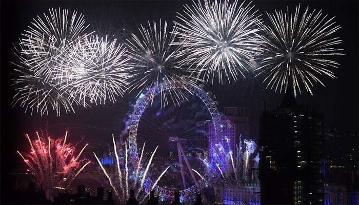 لندن میں دریائے ٹیمز کے کنارے نئے سال کی آتش بازی مسلسل دوسرے سال بھی منسوخ
