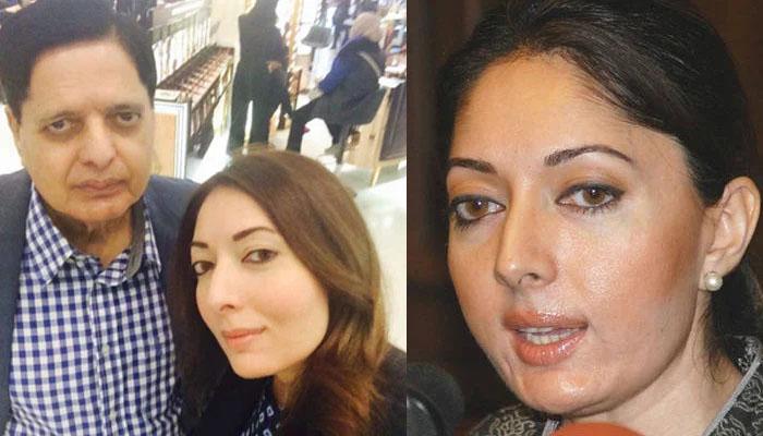 والد کا سوئم جمعرات کو ہوگا: شرمیلا فاروقی کا انسٹاگرام پر اعلان