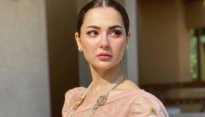 ہانیہ عامر کی 2 سال بعد فلمی دُنیا میں واپسی