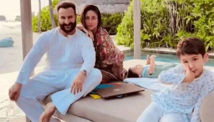 جہانگیر کی پیدائش کے بعد تیمور زیادہ ذمہ دار ہوگیا ہے: سیف علی خان