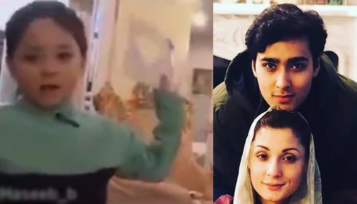 جنید صفدر نے اپنی بچپن کی ویڈیو شیئر کردی