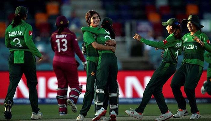 ویسٹ انڈیز ویمن ٹیم کے دورہ پاکستان میں مثبت پیشرفت