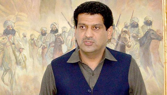 ظہور بلیدی کا بلوچستان میں سیاسی بحران پر وزیراعظم سے مداخلت کا مطالبہ