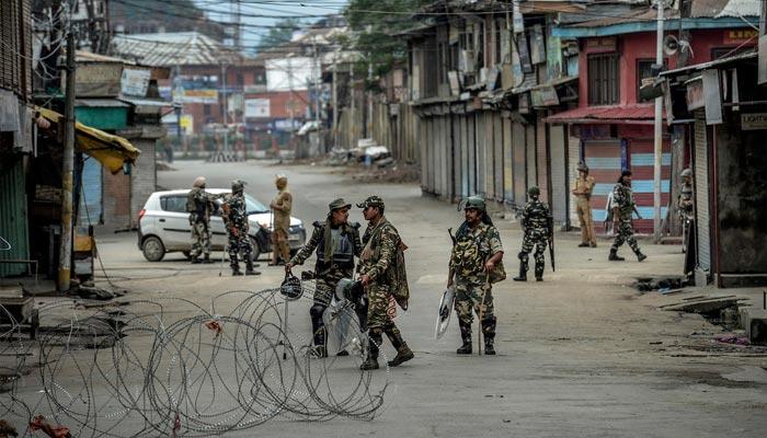 مقبوضہ کشمیر: بھارتی پولیس نے فوٹو جرنلسٹ کو گرفتار کرلیا