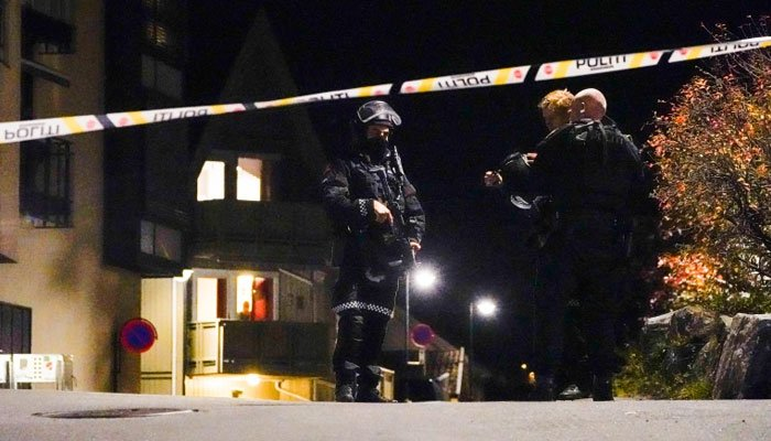 Norway: Attack by archer kills 5, injures 2