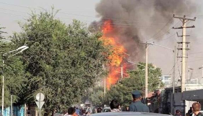 افغانستان، کنڑ میں بم دھماکا، پولیس چیف ہلاک