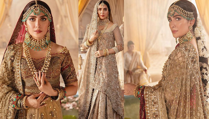 Aiza Khan's Top 5 Bridal Shoots