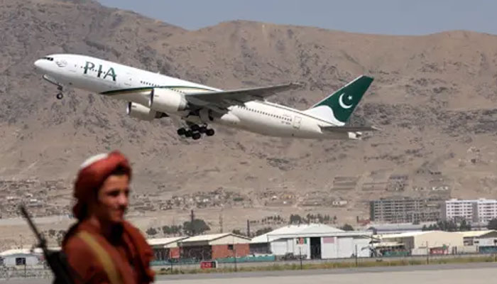 PIA decides to suspend air operations to Kabul