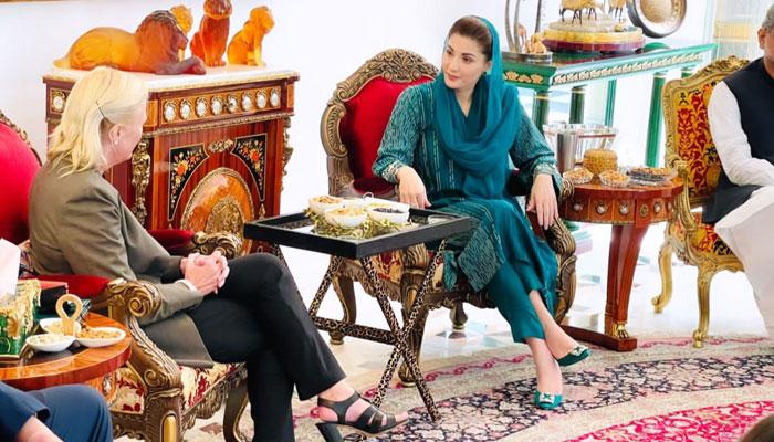 افغانستان میں کسی مداخلت کے حامی نہیں، مریم نواز