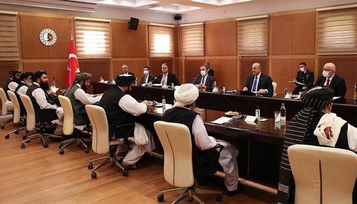 انسانی بحران پر قابو پانے میں طالبان کی مدد کو تیار، لیکن حکومت تسلیم نہیں کرسکتے، ترکی