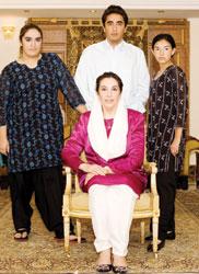 Dialogue NOS The News International - Bhutto family