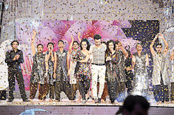 instep overview Not the greatest show on earth… yet Lux Style Awards