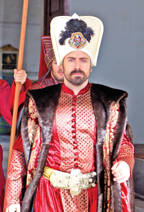 finger on what's making Mera Sultan tick more than any other Turkish